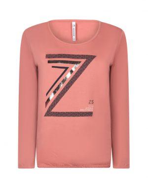 T-shirt Demi van Zoso